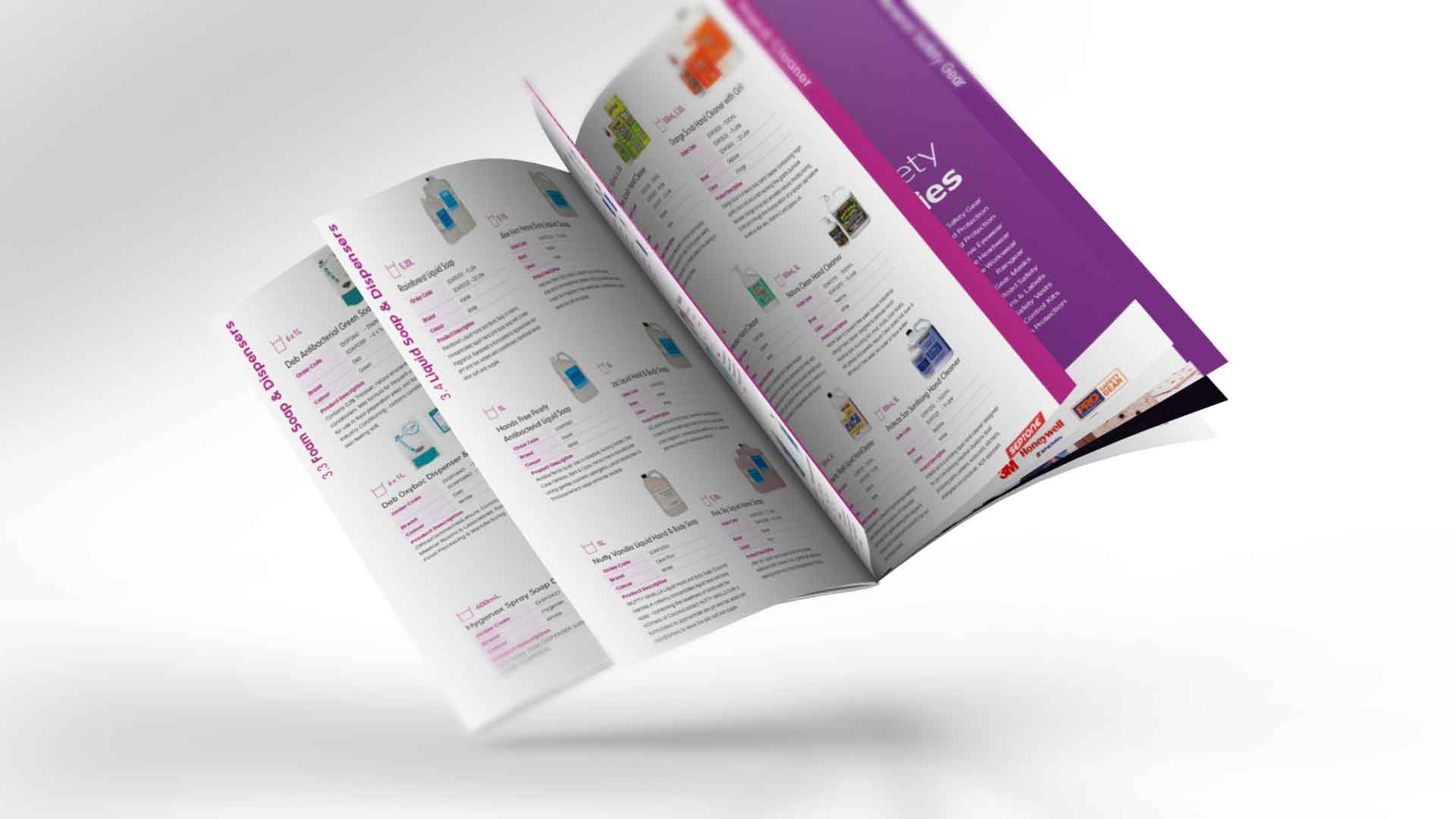 new york catalogue design