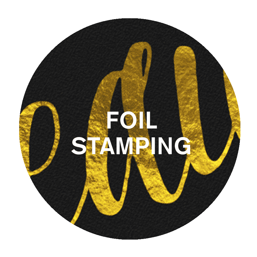 Foil Stamping Services in NYC