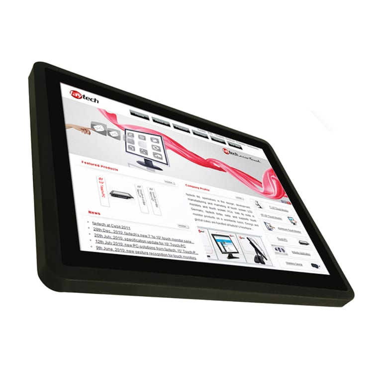 faytech 17 inch Capacitive Touchscreen Monitor