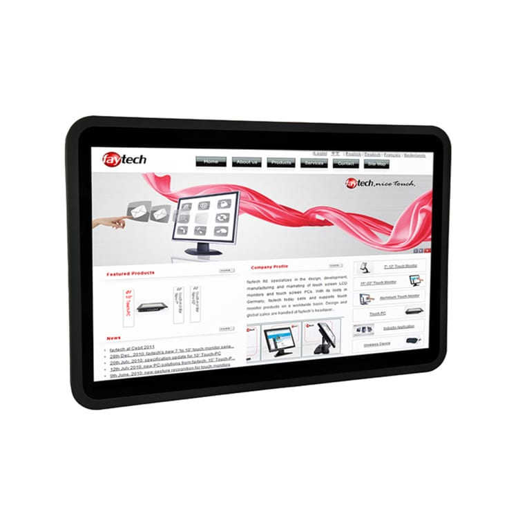 faytech 21.5 inch Embedded Touchscreen PC