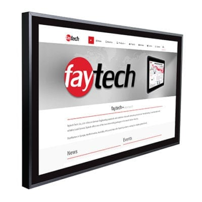 """43"""" Touch PC - (J1900)"""