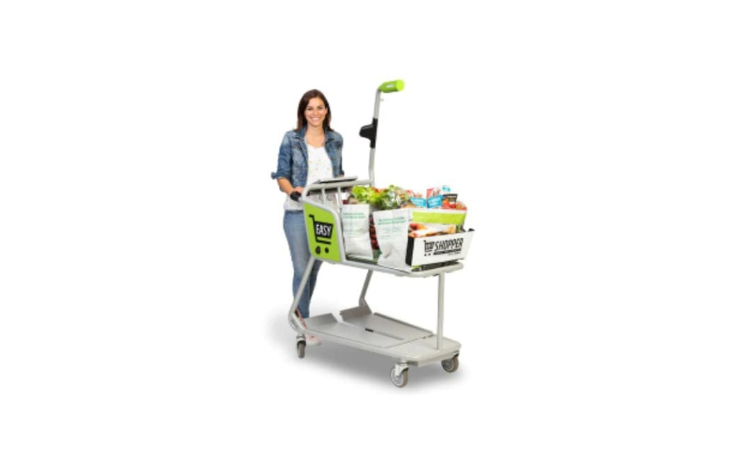 EASY Shopper Intelligent Cart Solution Launched  by MetroClick/faytech for North American Market